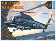 UH-2A/B Seasprite USN Helicopter (Advanced) #CPP72002
