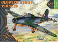 Gloster E-28/39 Pioneer RAF Jet (Starter) - Pre-Order Item #CPP72007