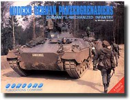 Concord Publications   N/A Collection - Modern German Panzer Grenadier CPC1018