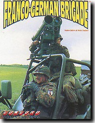 Concord Publications   N/A Franco-German Brigade CPC1038