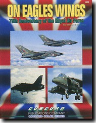 Concord Publications   N/A On Eagles Wings: RAF 75th Anniversary CPC4008