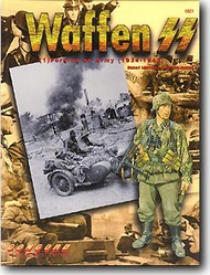 Concord Publications   N/A Waffen SS 1934-43 (1) CPC6501