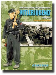 Concord Publications   N/A Hitler Youth and the 12.SS-Panzer Division Hilterjugend 33-45 CPC6508