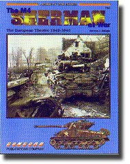 Concord Publications   N/A Collection - M4 Sherman At War: European CPC7001