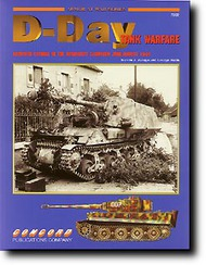 Concord Publications   N/A D-Day Tank Warfare: June 1944 CPC7002