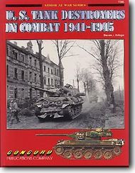 Concord Publications   N/A Collection - US Tank Destroyers War '41/45 CPC7005