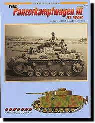 Concord Publications   N/A Collection - PanzerKampfwagen III at War CPC7010