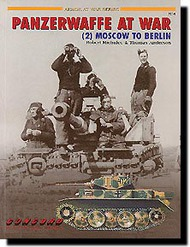Concord Publications   N/A Collection - Panzerwaffe at War, Moscow to Berlin CPC7014