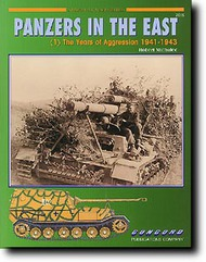Concord Publications   N/A Panzertruppe in the East 1941-43 Vol.1 CPC7015