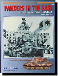 Concord Publications   N/A Panzers in the East 1943-45 Vol.2 CPC7016