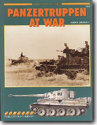 Concord Publications   N/A Panzertruppen at War CPC7018