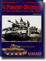 Concord Publications   N/A 4th Panzer Division on the Eastern Front CPC7026