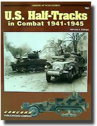 Concord Publications   N/A Collection - US Half-Tracks at War 1941-45 CPC7031