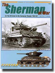 Concord Publications   N/A The Sherman at War (2) CPC7036