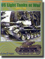 Concord Publications   N/A US Light Tank at War 1941-45 CPC7038