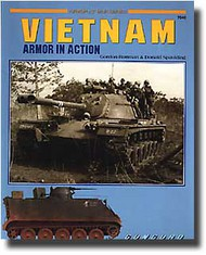 Concord Publications   N/A Vietnam Armor in Action Vol.3 CPC7040