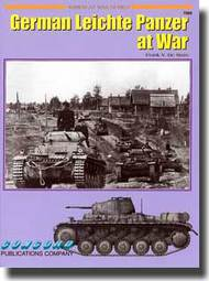 Concord Publications   N/A Collection - German Light Panzer At War CPC7066