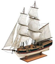 Constructo Wood Models  1/100 Union Double-Masted American Merchant Sailing Ship w/solid wood hull (Intermediate) CNS80616