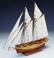 Constructo Wood Models  1/80 Carmen Double-Masted Spanish 1850 Sailing Ship w/plank-on frame (Intermediate) CNS80703