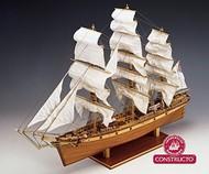 Cutty Sark 3-Masted Dumbarton 1869 Clipper Ship w/plank-on frame (Advanced) #CNS80838