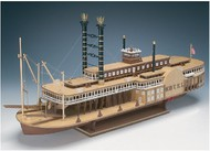 Constructo Wood Models  1/48 Robert E Lee 18th Century Steamboat w/plank-on frame (Advanced) CNS80840