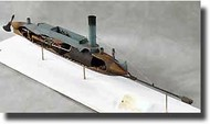 Cottage Industry Models  1/32 David Confederate Torpedo Boat Civil War COT32002