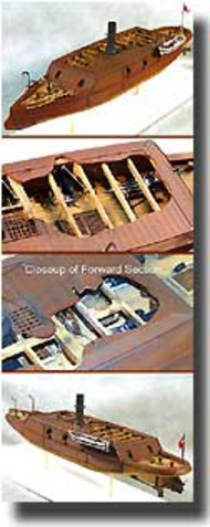 Cottage Industry Models  1/96 CSS Arkansas COT96004