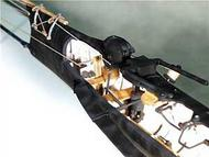 Cottage Industry Models  1/24 H.L. Hunley Confederate Submarine COT24001