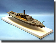 Cottage Industry Models  1/96 CSS Albemarle Confederate Ironclad Warship Kit COT96006