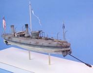 "Cottage Industry Models  1/96 USS Spuyten Duyvil Union Torpedo Boat (10.5""L w/o Spar torpedo) COT96010"