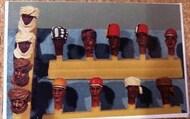Cri.el Models  1/35 Ascari Heads-various CRIS51