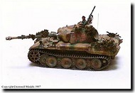 Cromwell Models  1/76 Panther Ausf.A CRG028