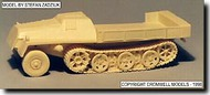 Cromwell Models  1/76 sWS Halftrack Armoured Cargo Carrier CRG041