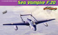 Cyber-Hobby  1/72 Sea Vampire F.20 1- Net Pricing CHC5112