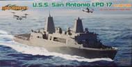 Cyber-Hobby  1/700 Uss San Antonio Lpd-17 CHC7096