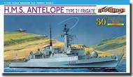 Cyber-Hobby  1/700 H.M.S. Antelope Type 21 Frigate - Falklands War 30th Anniversary CHC7122
