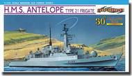 Cyber-Hobby  1/700 H.M.S. Antelope Type 21 Frigate - Falklands War 30th Anniversary CHC7122