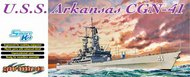Cyber-Hobby  1/700 Uss Arkansas Cgn-41- Net Pricing CHC7124