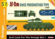 Cyber-Hobby  1/35 Js-2m ChZk Production Type- Net Pricing CHC9151