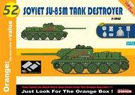 Cyber-Hobby  1/35 Soviet Su-85M Tank Destroyer- Net Pricing CHC9152