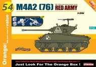 Cyber-Hobby  1/35 M4A2 Red Army & Maxim Mg- Net Pricing CHC9154