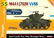 Cyber-Hobby  1/35 M4A1 (76)W Vvss- Net Pricing CHC9155