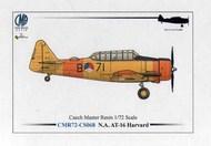 North-American AT-16 Harvard Dutch Texan conversion #CMR-CS68