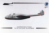 S.N.C.A.S.E. S.E. 535 Mistral [Single-Seat Jet Fighter-Bomber] #CMR1215