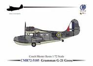 Grumman G-21 Goose flying boat #CMR5105