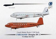 Douglas DC-2 'Civilian Service' #CMRMM10