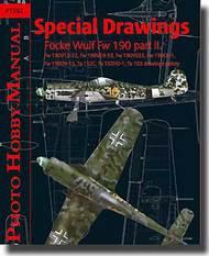CMK Czech Master   N/A Special Drawings Focke Wulf Fw.190 Part II CMK1502