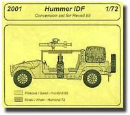 CMK Czech Master  1/72 Hummer IDF Conversion CMK2001