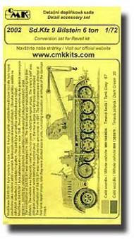CMK Czech Master  1/72 Sd.Kfz 9 Bilstein 6 Ton Conversion CMK2002