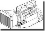 CMK Czech Master  1/72 DUKW Engine Set CMK2038